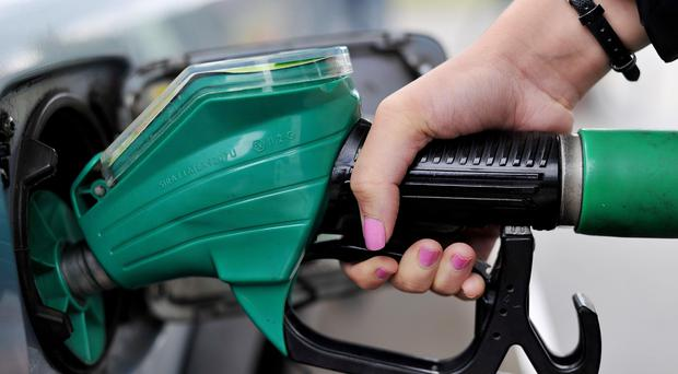 Hurricane Harvey looks set to hit fuel prices in the UK (Nick Ansell/PA)