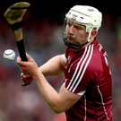 Shooting star: Joe Canning's accuracy from play and frees can underpin Galway's All-Ireland challenge
