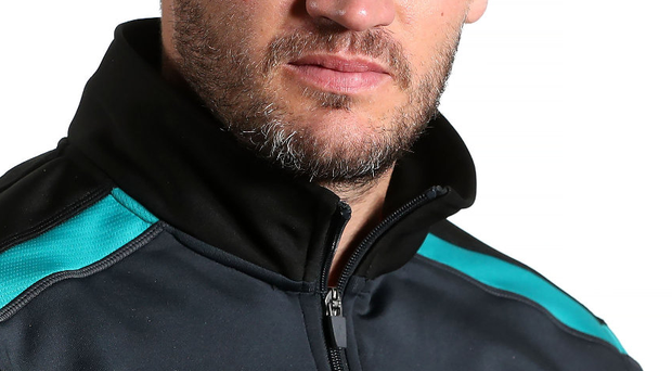 Confident: Adam Keefe is sure his side can triumph on road