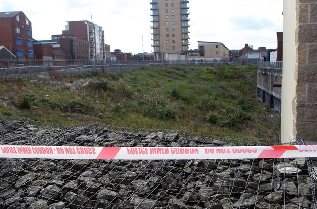 Body of a 22-year-old man was found in Hope Street, Belfast, on Friday September 1