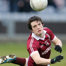 Net gain: Cormac O'Doherty. Photo: Cathal Noonan/INPHO