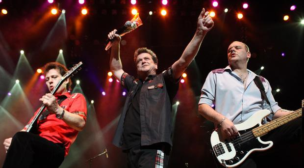 The Bay City Rollers starring Les McKeown