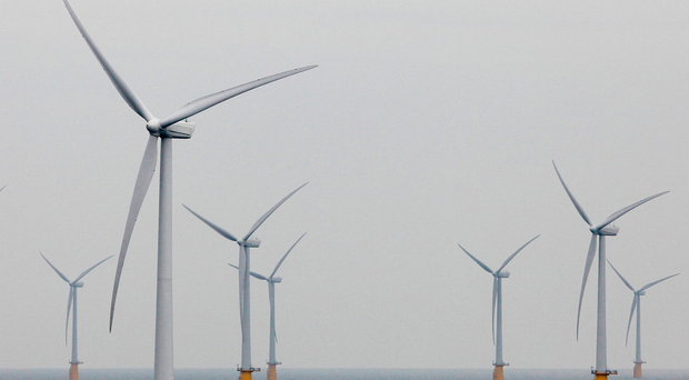 The ESB is planning to move into offshore wind farm construction
