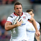 Solid return: Tommy Bowe impressed in Ulster's victory over Cheetahs on Friday