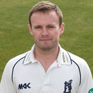 Time up: William Porterfield is back in club cricket next season
