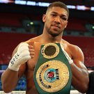 Mandatories: Anthony Joshua