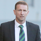 Good start: Northern Ireland U-21 manager Ian Baraclough