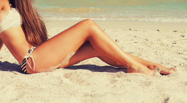 Skin deep: the thighs and bottom can be problem areas for cellulite