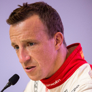 Surprise: Kris Meeke wasn't expected to race in Catalunya