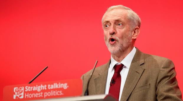 People in Northern Ireland should be allowed to vote for Jeremy Corbyn's Labour