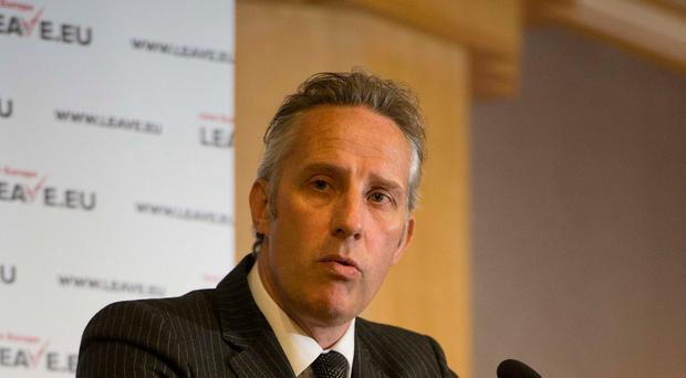 Ian Paisley Jr denies £100000 Sri Lanka holiday claim