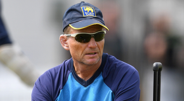 Hotseat: Graham Ford will become Ireland's head coach. Photo: Gareth Copley/Getty Images