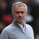 Manchester United manager Jose Mourinho. Photo: Matthew Lewis/Getty Images