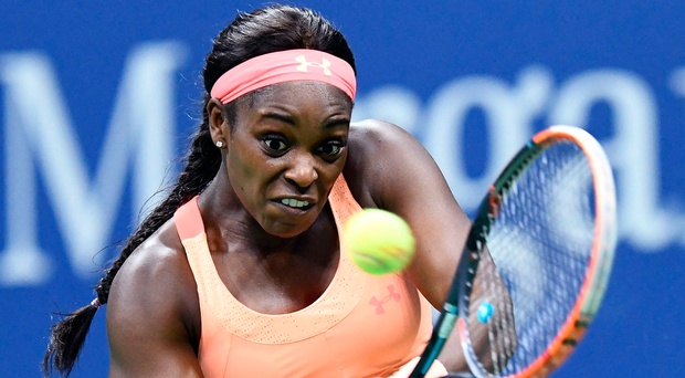 Hitting back: Sloane Stephens has reached the US Open final despite being sidelined for 10 months after surgery. Photo: Getty Images