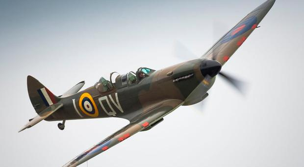 Sterling work: being a Spitfire pilot is a highly British job, except that one-fifth of those who flew the planes in the Second World War were Polish airmen