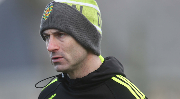 Lead role: Rory Gallagher will take charge of Fermanagh