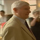 Landlord Malachy Vallely who appeared in court in Belgium. CREDIT: RTE