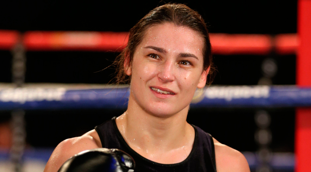 Katie Taylor will meet two-weight World champion Anahi Esther Sanchez for the WBA lightweight crown