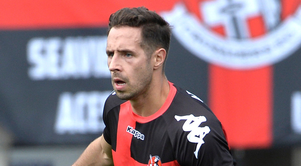 Confident: Sean Ward is backing the Crues to fire