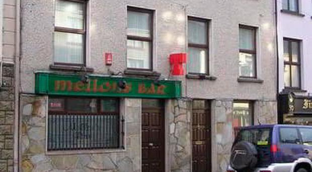 Mellon's Bar in Fintona