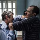 Tom Vaughan-Lawlor (R) and Barry Ward (L) star in Maze.