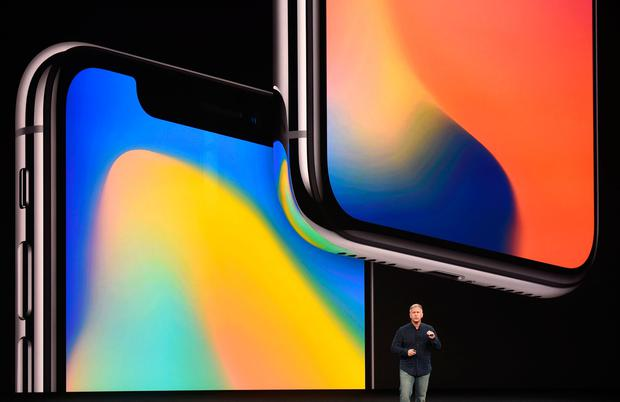 Apple's new flagship device may be $1000 'iPhone X'