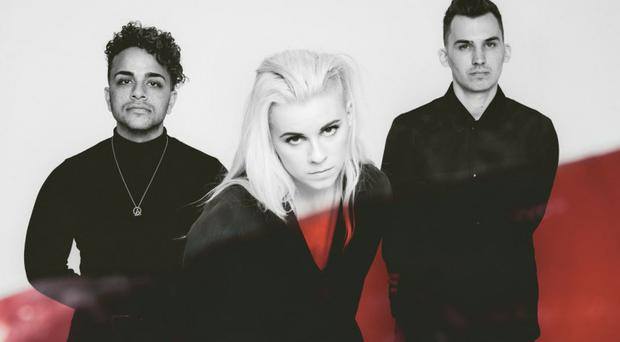 PVRIS will perform in Belfast this November.