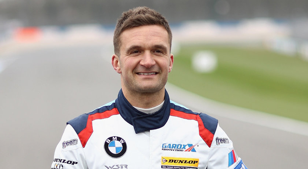 Tight fight: Colin Turkington is 12 points behind the leader. Photo: Julian Finney/Getty Images