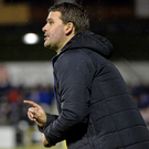 Unacceptable: David Healy blasted his Linfield players. Photo: Stephen Hamilton /Inpho
