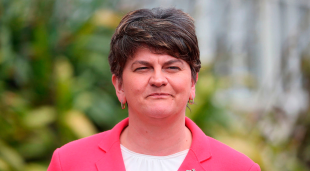 Arlene Foster has penned article for The Ulster-Scot newspaper