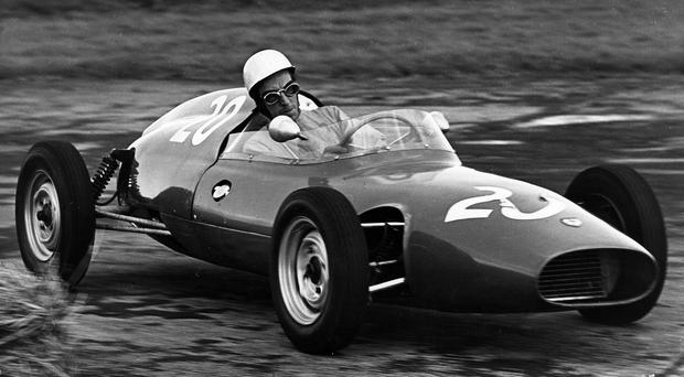 John Crossle built cars that went around the globe and launched many racing careers.