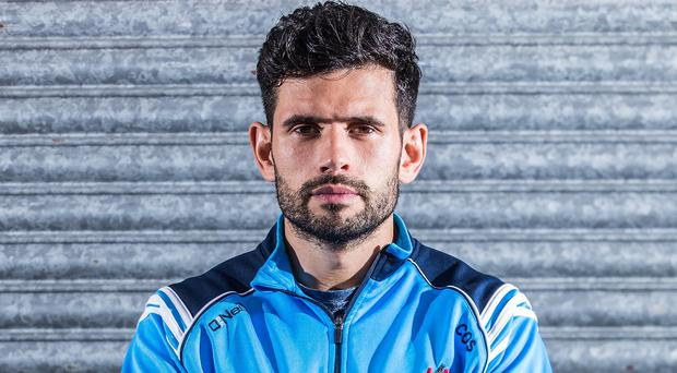 Wise head: Cian O'Sullivan has seen it all before