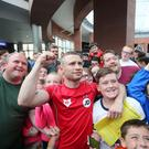 Carl Frampton has called on everyone to work together ahead of Community Relations and Cultural Awareness Week. Picture by Jonathan Porter/PressEye