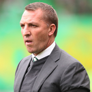 Looking ahead: Celtic manager Brendan Rodgers. Photo: Ian MacNicol/Getty Images