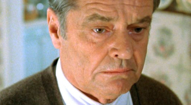 Retirement woes: Jack Nicholson in About Schmidt