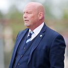 Ready: David Jeffrey is up for a tough test