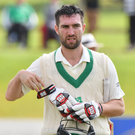 Head man: Andrew Balbirnie is out to continue his fine form