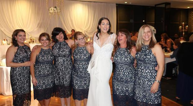 We're HOWLING: The WEIRDEST thing happened at this wedding