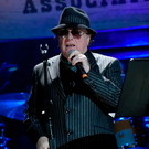 Tribute: Van Morrison on stage