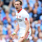 Tyrone's Colm Cavanagh. Photo: Gary Carr/INPHO