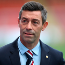 Don't panic: Pedro Caixinha says patience will pay off. Photo: Ian MacNicol/Getty Images