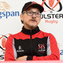 Ulster's Director of Rugby Les Kiss. Photo: Colm Lenaghan/Pacemaker