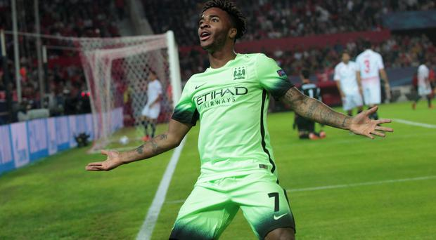 Raheem Sterling could be on his way to Arsenal.