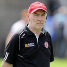 Tyrone manager Mickey Harte. Photo: Morgan Treacy/INPHO