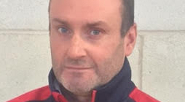 Belfast Harlequins coach Nicky Wells