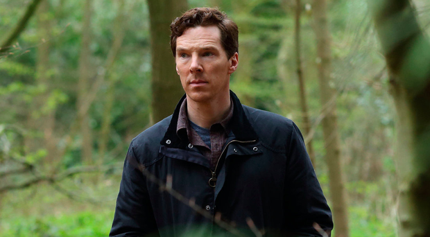 Benedict Cumberbatch as Stephen Lewis in The Child In Time, based on Ian McEwan's novel