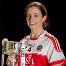 Cup fever: Derry captain Cait Glass is aiming for final glory
