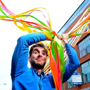 The carnival came to town for Culture Night with entertainment and events across Belfast