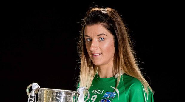 In form: Fermanagh captain Aine McGovern