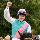 High hopes: Tom Queally